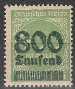 Germany #266  MNH F-VF (V1709)