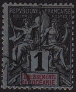 French Polynesia 1 Navigation & Commerce 1892