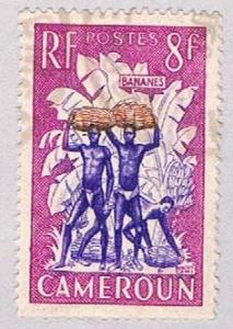 Cameroun 323 Used Bananas 1954 (BP2731)