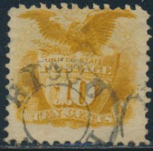 #116 VAR. WITH HYOGO, JAPAN CANCEL CV $475 BS7005