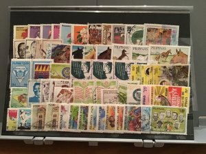 Philippines 1985-1987 mixed stamps  R26172