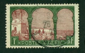 Algeria 1926 #58 U SCV (2020) = $0.80