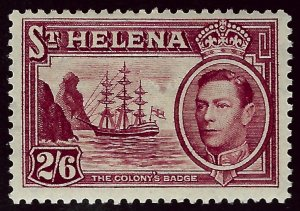 St. Helena #125! Mint F-VF SC$11.00....Grab a Bargain!