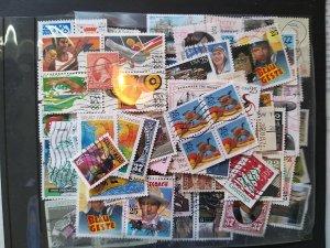 USA 50 stamps