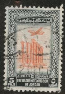Jordan Scott C16 Used watermarked airmail stamp