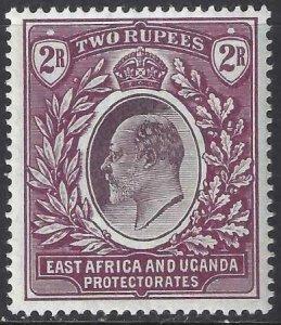 East Africa Uganda 1903 SC 10 MLH SCV $93.00