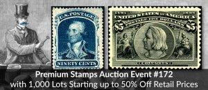 Premium Auction Event #172