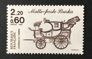 France 1986 #B581, MNH, CV $.85