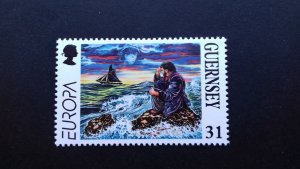 Guernsey 1997 EUROPA Stamps - Tales and Legends Mint