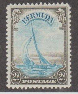 Bermuda Scott #109 Stamp - Mint Single
