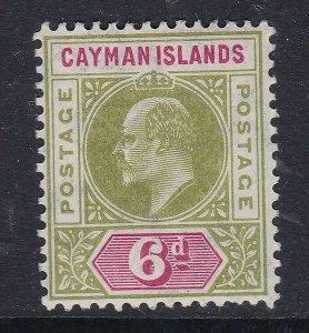 CAYMAN ISLANDS ^^^^^^sc#14   mint LH  CLASSIC $$@ ta 915cay