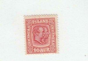 ICELAND # 76 VF-MVLH CAT VALUE $165
