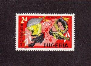 Nigeria Scott #187 MH