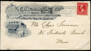 1901 AWNINGS, TENTS, FLAGS COVER BM3611