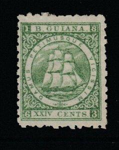 British Guiana, Sc 68 (SG 103), MHR