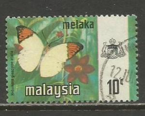 Malaya-Malacca    #78  Used  (1971)  c.v. $0.65