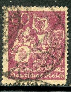 Germany # 144, Used. CV$ 1.60