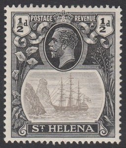 St. Helena 79 MH CV $4.00