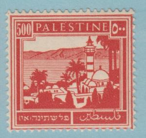 PALESTINE 83 MINT HINGED OG  *  NO FAULTS EXTRA FINE !
