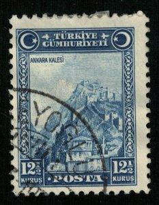 1930, Turkey, 12 1/2kurus (RТ-275)