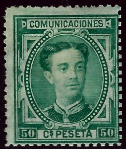 Spain SC#227 Unused Fine hr...Bidding Bargain!!