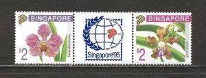 Singapore Scott catalog # 717a Mint NH
