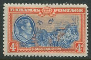 STAMP STATION PERTH Bahamas #106 KVI Definitive 1938 MLH CV$0.80