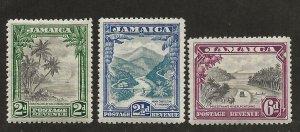 JAMAICA SC# 106-08  VF/MOG