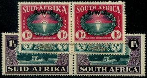 HERRICKSTAMP SOUTH WEST AFRICA Sc.# B9-11 Scott Retail $69.00 Mint NH