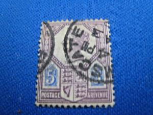 GREAT BRITAIN - SCOTT # 118a  - Used