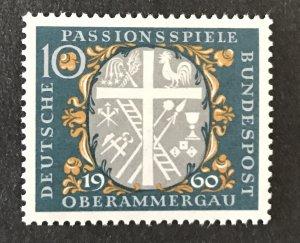 Germany  1960 #810, MNH
