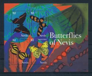 [35051] Nevis 2007 Butterflies Schmetterlingen Papillons  MNH Sheet