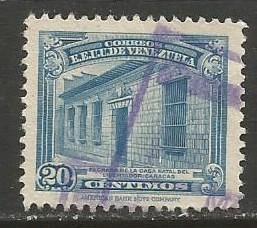 VENEZUELA 370 VFU V161-2