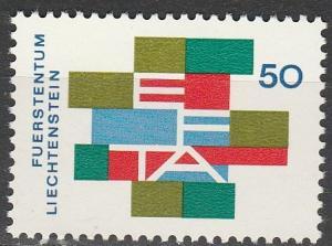 Liechtenstein #425   MNH  (S9806)