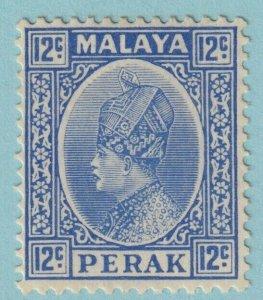 MALAYA PERAK 76  MINT  HINGED OG *  NO FAULTS EXTRA FINE!
