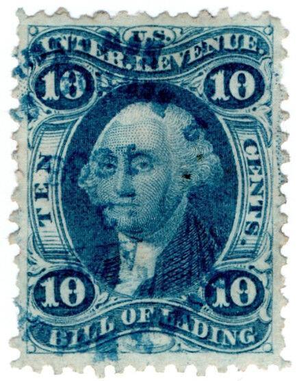 (I.B) US Revenue : Bill of Lading 10c