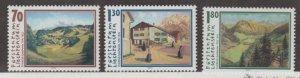 Liechtenstein Scott #1229-1230-1231 Stamp - Mint NH Single