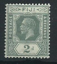 Fiji  GV  SG 233  MLH