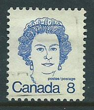 Canada SG 700  Fine Used perf 12 x 12 1/2