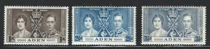 Aden  KGVI mh S.C.  13 - 15