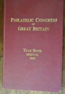 Philatelic Congress of Great Britain 1969 book