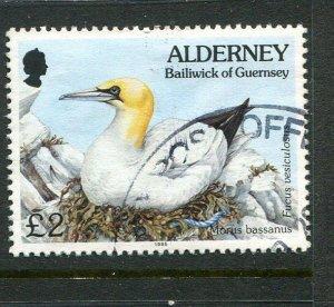 Alderney #87 Used