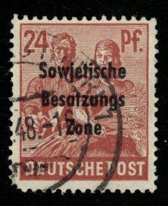 1948, Soviet zone, Germany, 26Pfg. (T-9544)