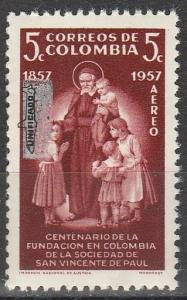 Colombia #C323 MNH (S8138)