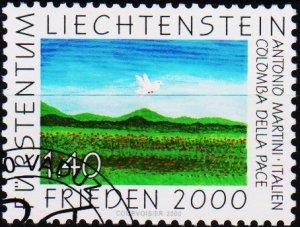 Liechtenstein. 2000 1f40 S.G.1224 Fine Used