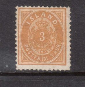 Iceland #21 Mint