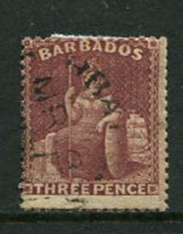 Barbados #28 Used