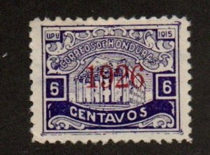 Honduras 239 Mint Hinged