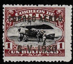 Bolivia 1930 SC C23 Mint