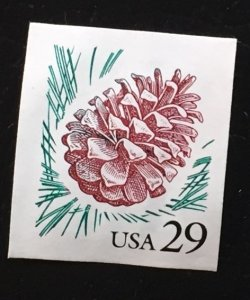 US #2491 Used XF - Pine Cone 29 cent